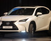 Over 250 Lexus NXs in Malaysia recalled