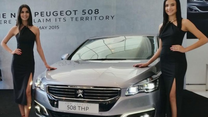 New Peugeot 508 launched