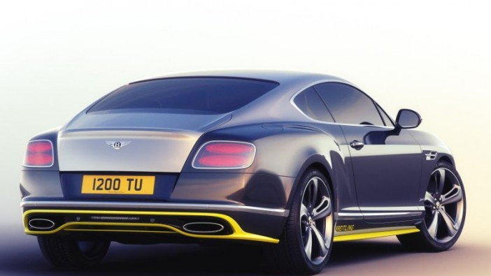 Bentley Continental GT Speed Breitling Jet Team Series Limited Edition(7)