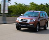 CarSifu drives Isuzu MU-X for first time