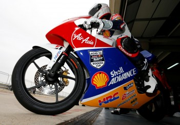 Application for 2016 Shell Advance Asia Talent Cup opens