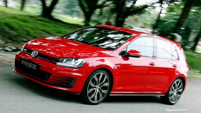 VW Golf GTI: Fun in spades