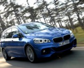 BMW 2 Series Gran Tourer driven in Croatia