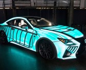 Lexus revs up with world's first 'heartbeat car'