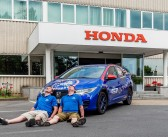 Honda Civic Tourer achieves 2.35L/100km on 13,500km-journey