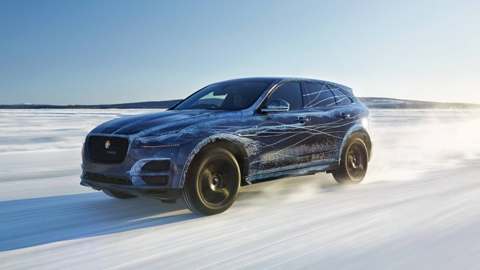 VIDEO: Jaguar F-Pace tested to extremes