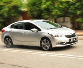 Kia Cerato impresses with bells and whistles