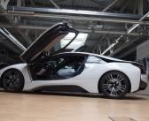 BMW showcases its future green driving tech