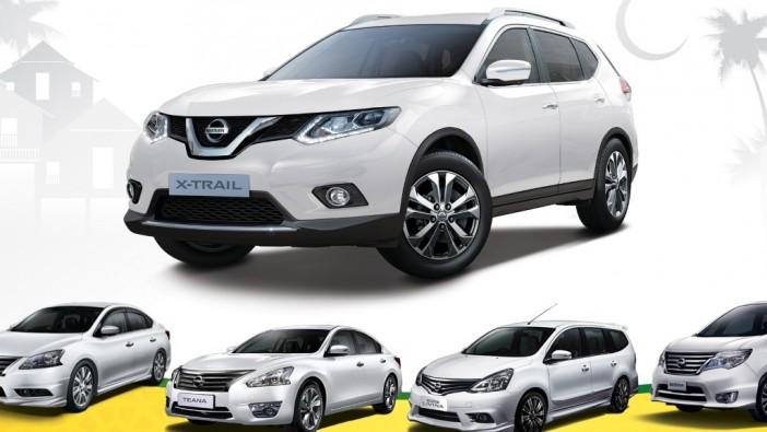 Nissan ETCM Riang Raya Campaign