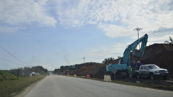 New firm in deal to deliver Sarawak highway project