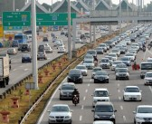 Five toll plazas to go cashless