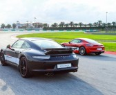 Track day with Porsche Cayman GTS and 911 Carrera S