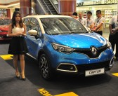 Renault Captur previewed