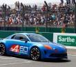 The Alpine Célébration was unveiled June 13 at the 24 Hours of Le Mans.