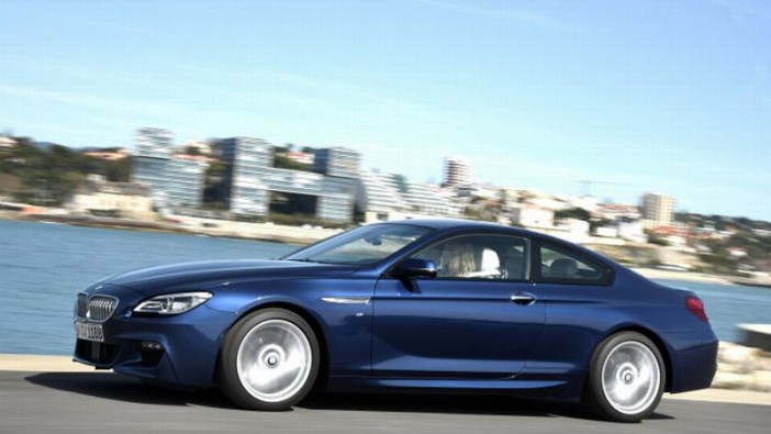 Let's drive the new BMW 6 Series, shall we?