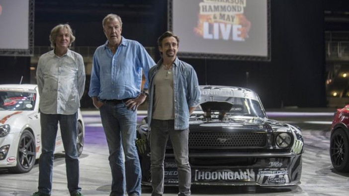 Jeremy Clarkson blocked from launching ITV auto show until April 2017