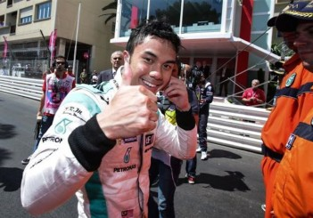Jazeman offered F1 drive next season