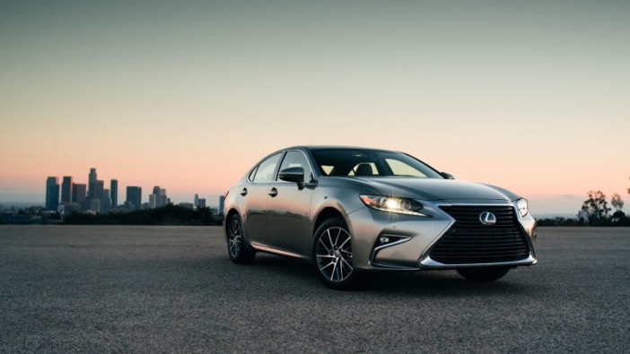Order book opens for new Lexus ES