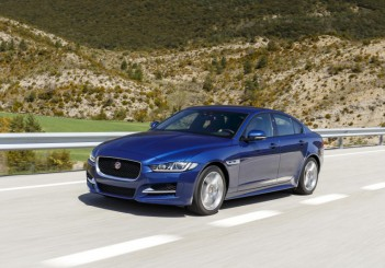 First drive of Jaguar XE