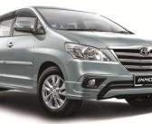 Toyota Innova to be used as TEKS1M vehicle