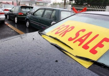 AP policy for used cars stays for now