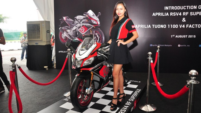 New Aprilia RSV4 and Tuono turn up the heat