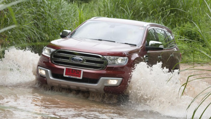 New Ford Everest aims for the high ground