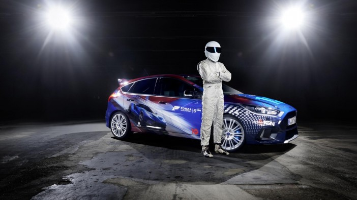 Forza Ford Focus RS breaks cover