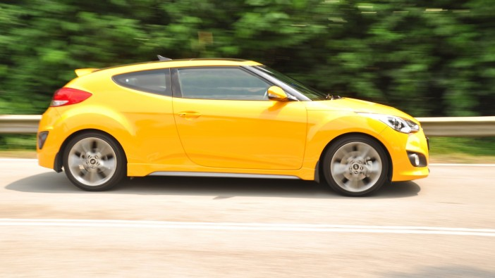 Hyundai Veloster Turbo: What a change!