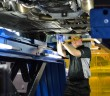IMI - 02 Technicians in the UK receiving training to ensure vehicles are serviced and maintained according to internationally recognized standards