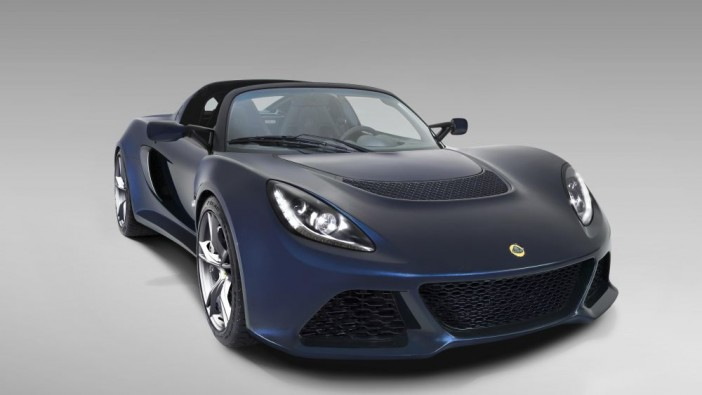 Lotus builds Elise GREAT Britain