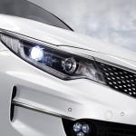 New Kia Optima - exterior 3