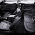 New Kia Optima - interior 1