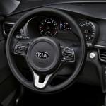 New Kia Optima - interior 2