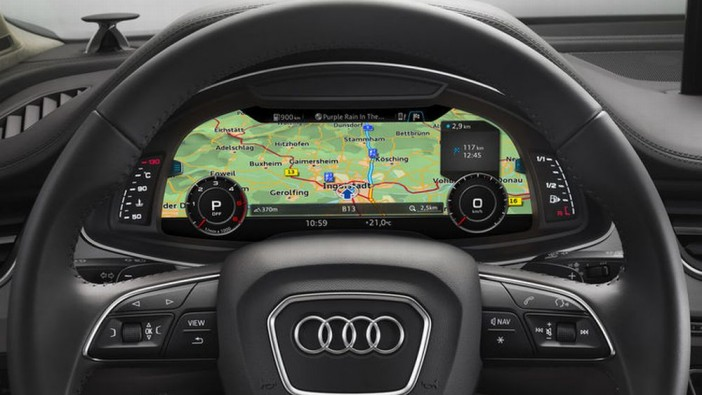 German carmakers buy Nokia maps to fend off digital rivals