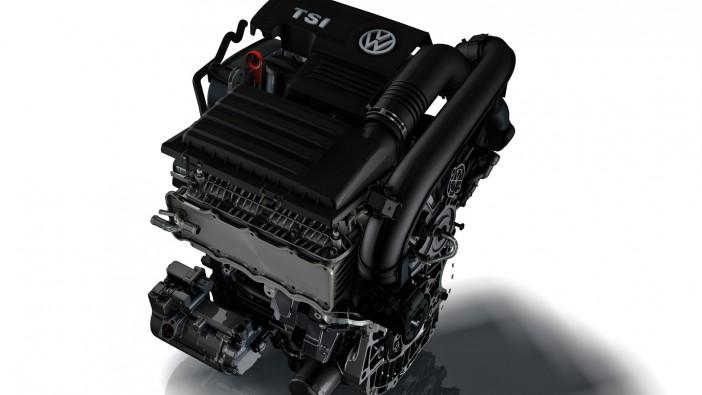 Volkswagen updates EA211 engine