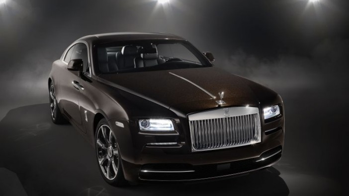 Wraith 'Inspired by Music' unveiled