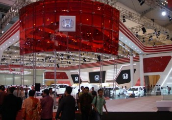 What's rocking at 2015 Indonesian auto show