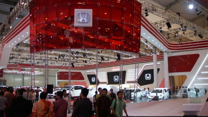 What's rocking at Indonesian auto show