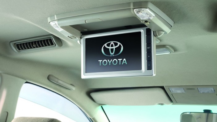 More freebies from UMW Toyota