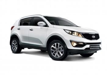 Kia Sportage 2WD introduced