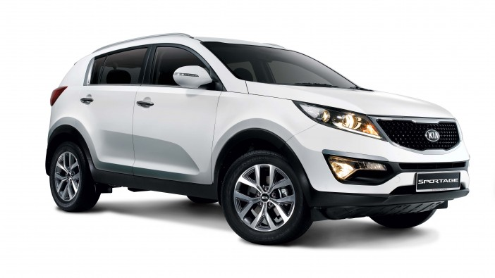 Kia Sportage 2WD introduced