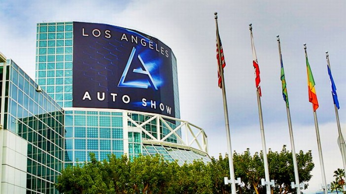 30 world debuts  to blitz LA Auto Show