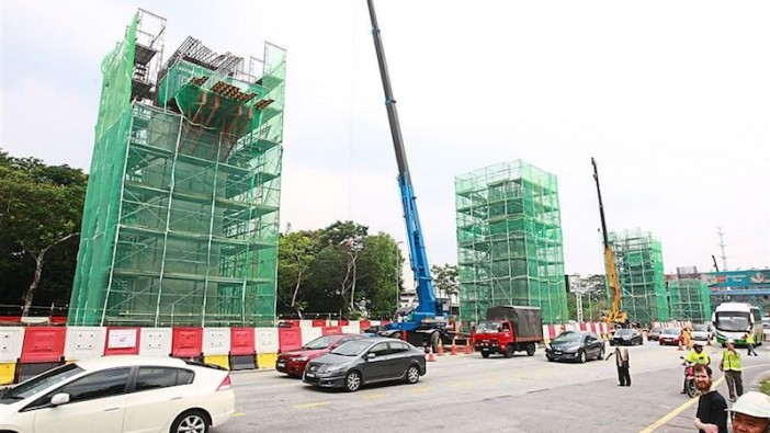 Partial Sprint Highway closures to enable MRT bridging works