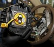 An airbag inflator in a steering wheel. - Reuters