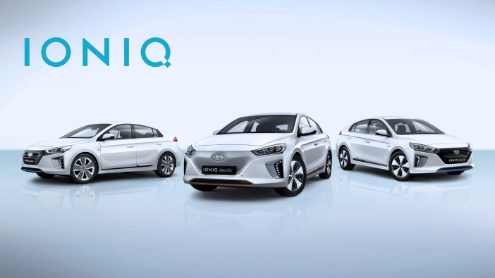 Hyundai announces electrified IONIQ line-up
