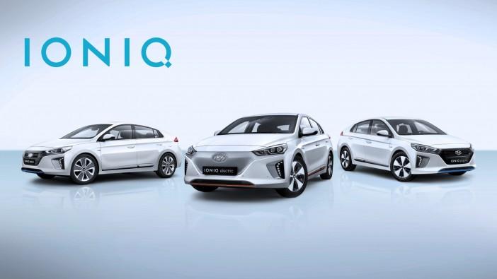 Hyundai announces electrified IONIQ line-up