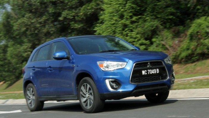 Mitsubishi ASX – Moving up the value chain