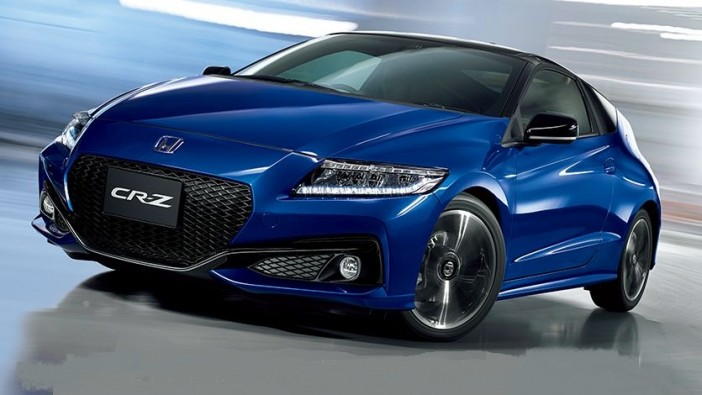 More aggressively-styled Honda CR-Z pops up in Indonesia