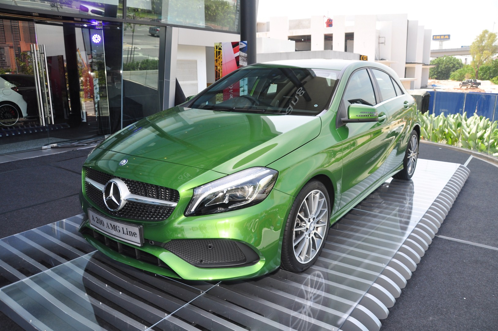 Mercedes-Benz A 200 AMG Line - 06
